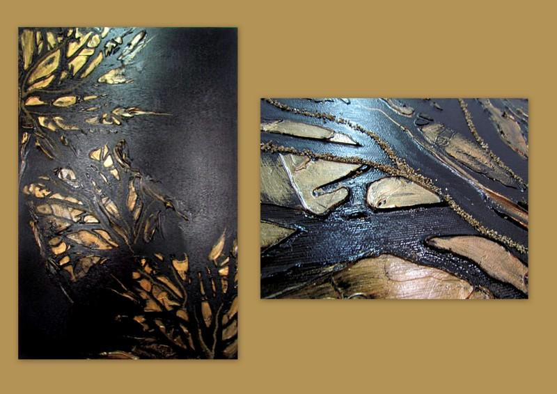 Picturi abstracte/ moderne BRANCHES