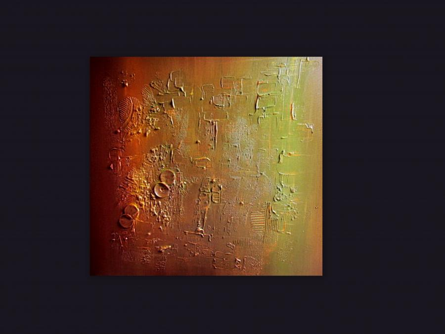 Picturi abstracte/ moderne BRONZE