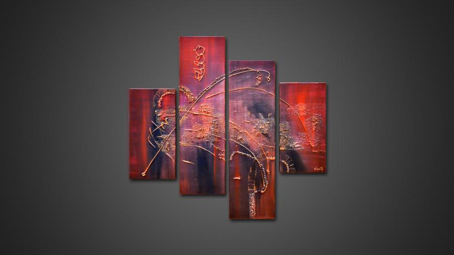 Picturi abstracte/ moderne CIRCINIUS