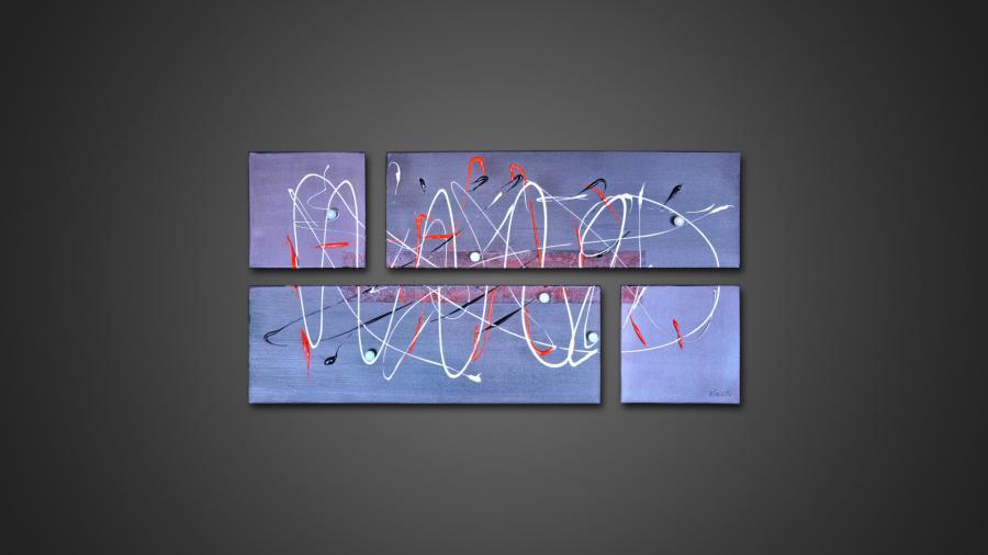 Picturi abstracte/ moderne CONSTELATIE