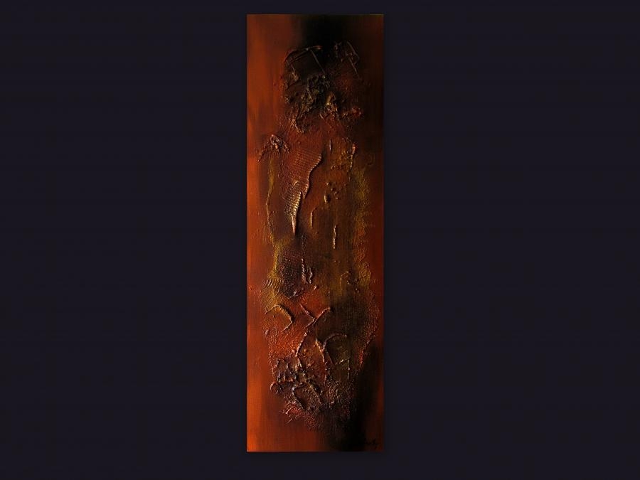 Picturi abstracte/ moderne COPPER 1