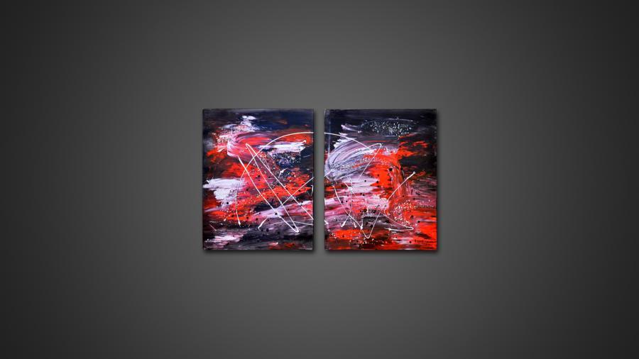 Picturi abstracte/ moderne DORADOS