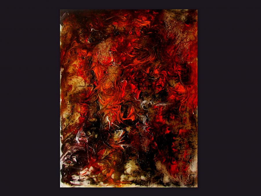 Picturi abstracte/ moderne FANTASTIC 10