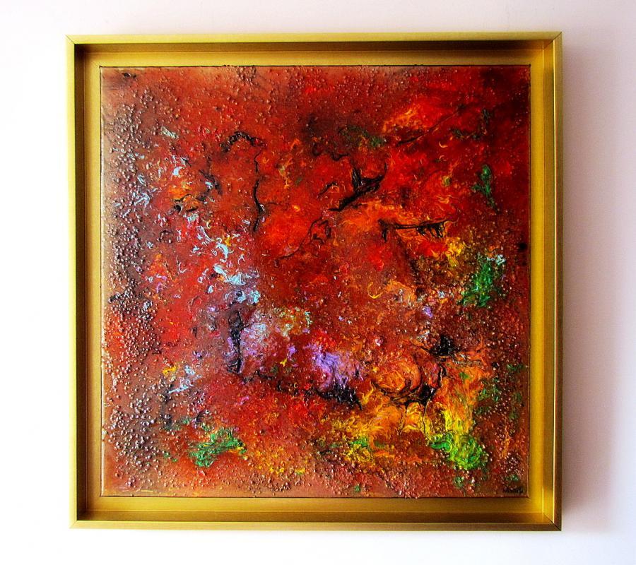 Picturi abstracte/ moderne FANTASTIC 4