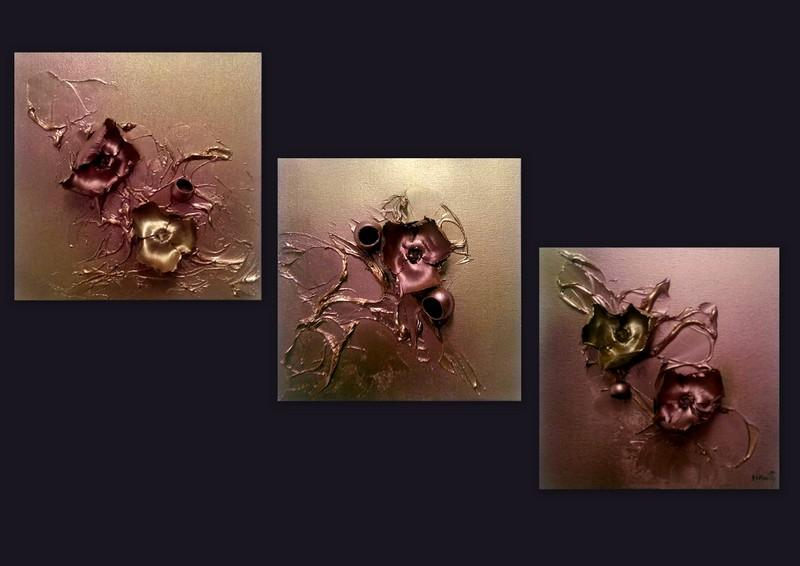 Picturi abstracte/ moderne GLAMOUR