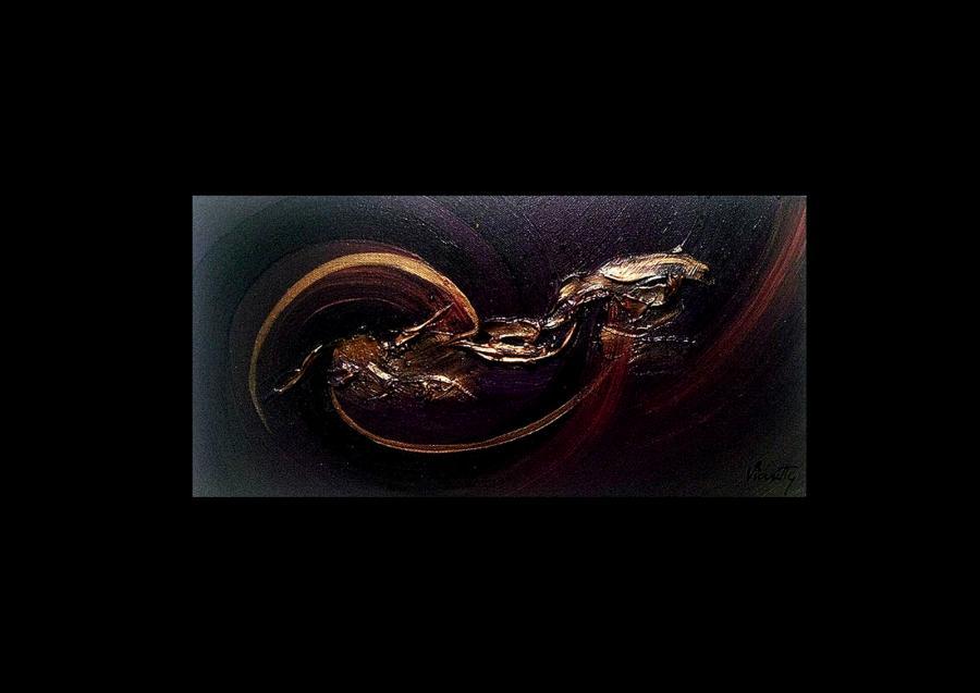 Picturi abstracte/ moderne INDIGO