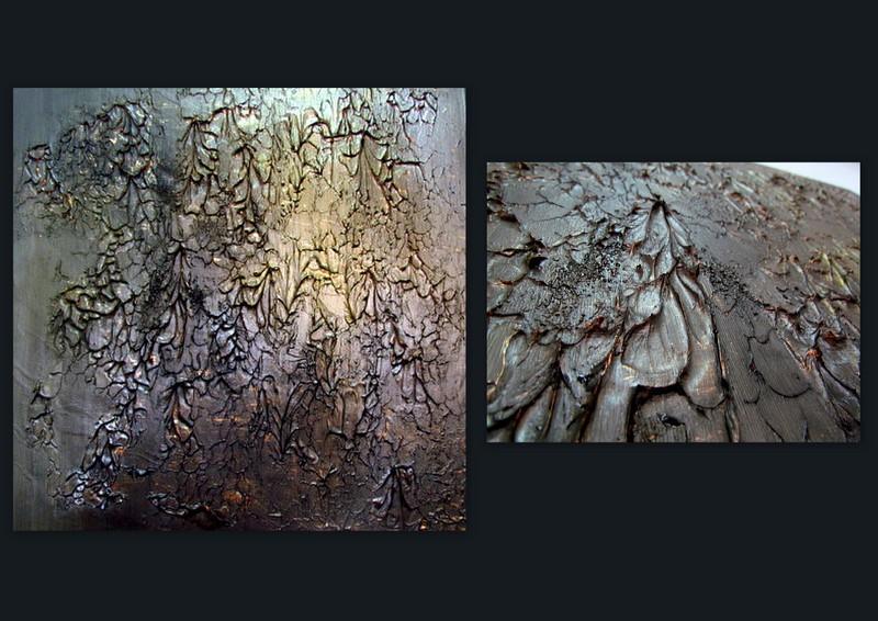 Picturi abstracte/ moderne JUNGLE 2