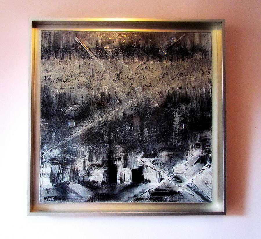 Picturi abstracte/ moderne NEW-YORK