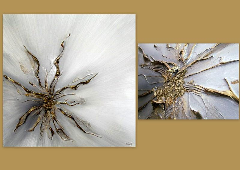 Picturi abstracte/ moderne PASSION FLOWER