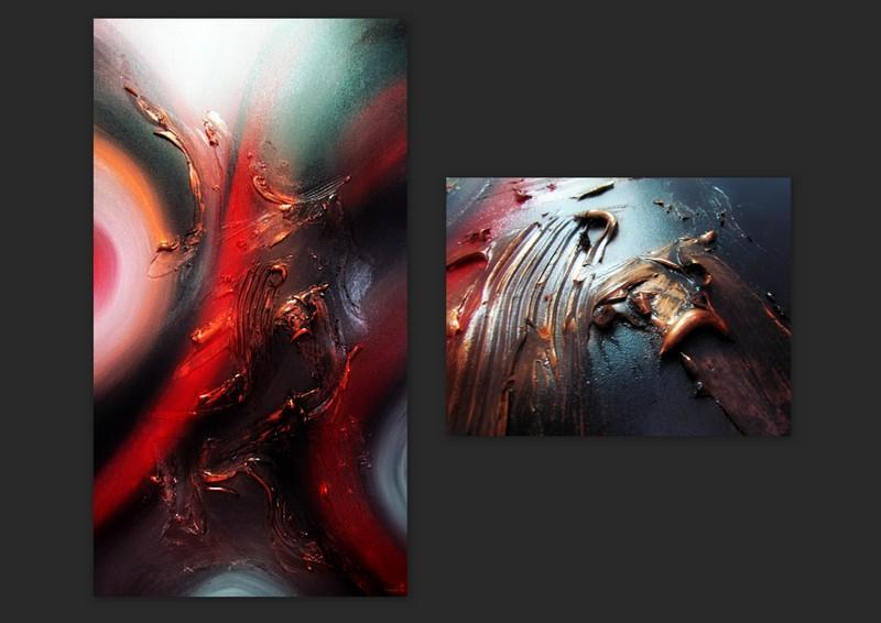 Picturi abstracte/ moderne RUBIN 6