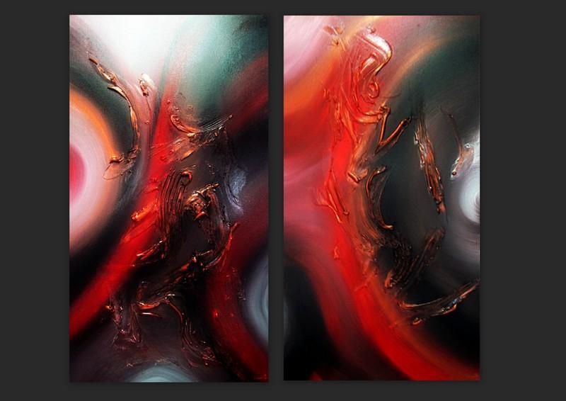 Picturi abstracte/ moderne RUBIN 7