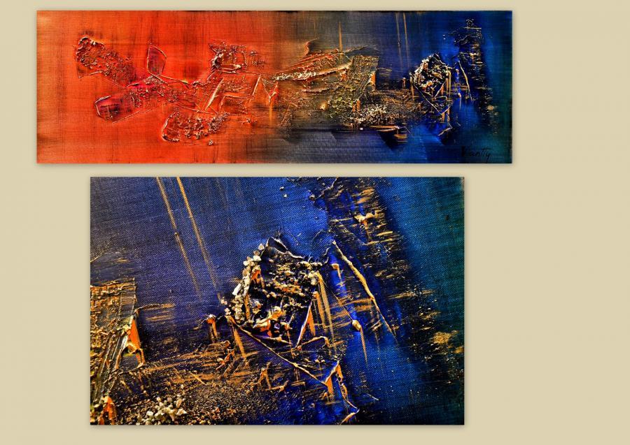 Picturi abstracte/ moderne SIRIUS