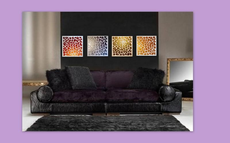 Picturi abstracte/ moderne JAGUAR