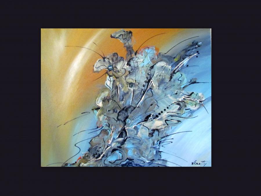 Picturi abstracte/ moderne TORNADA