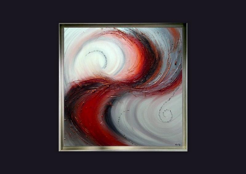 Picturi abstracte/ moderne VOLCANOO