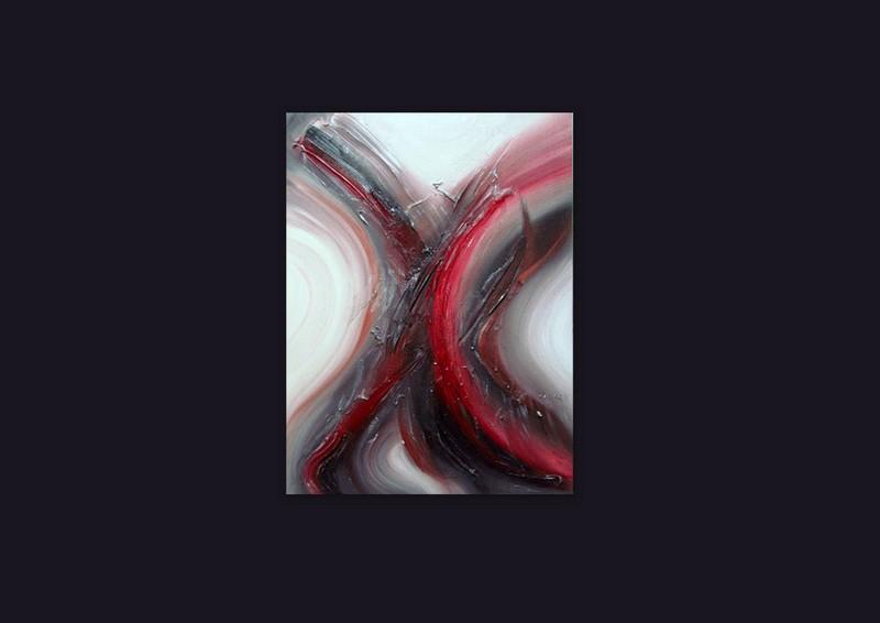 Picturi abstracte/ moderne VOLCANO 11