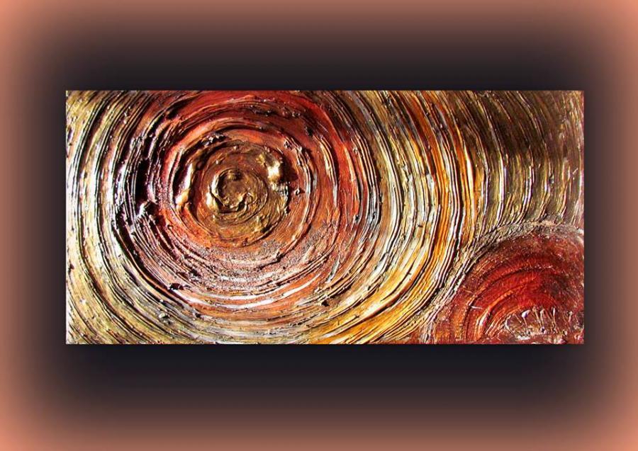 Picturi abstracte/ moderne VORTEX 2