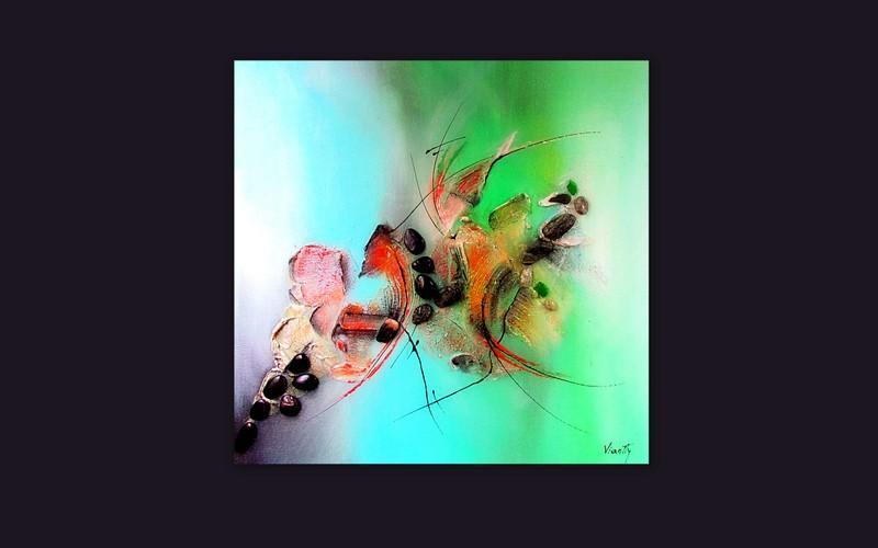 Picturi abstracte/ moderne WAIKIKI