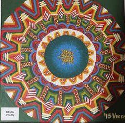 Picturi abstracte/ moderne Farfurie taraneasca