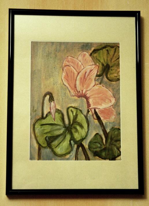 Picturi acuarela Flori de primavara