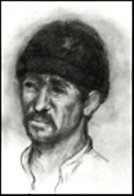 Picturi alb negru Ion 1