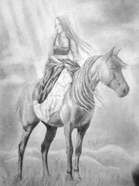 Picturi alb negru Libertate