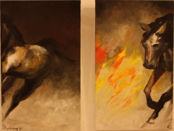 Picturi cu animale Vice-versa