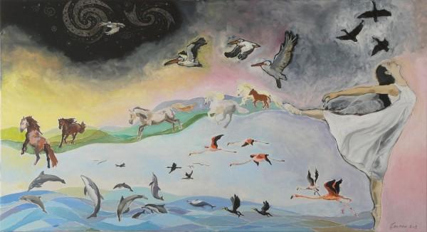 Picturi cu animale Life