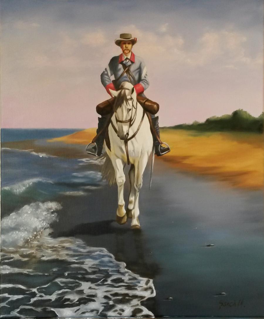 Picturi cu animale guardia cubana 1880