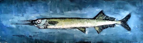 Picturi cu animale Zarganul