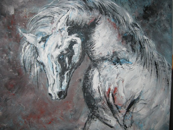 Picturi cu animale Cal