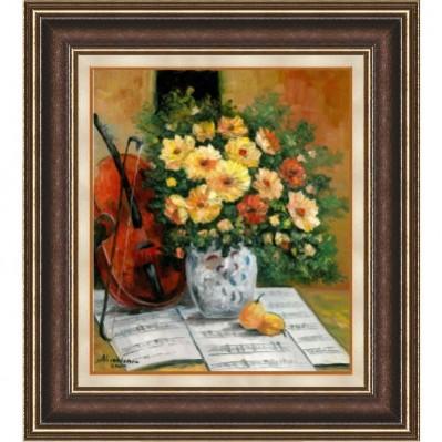 Picturi cu flori Flori 16