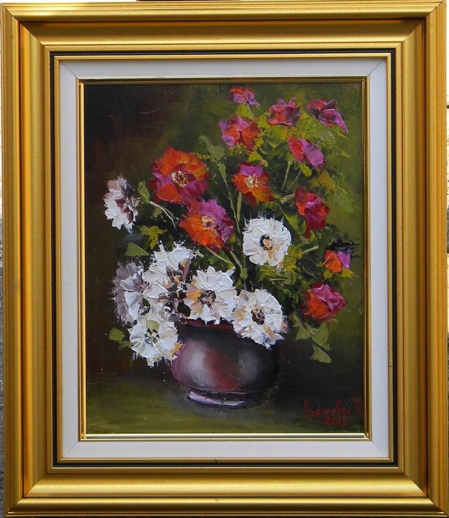 Picturi cu flori DIN ALBUMUL FLORILOR