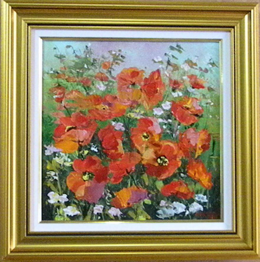 Picturi cu flori HORA MACILOR
