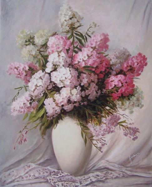 Picturi cu flori Florile iubiri