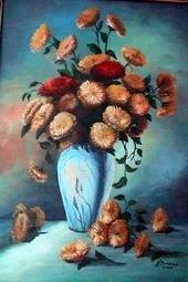 Picturi cu flori Flori ff