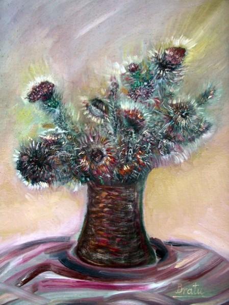 Picturi cu flori Ciuleandra.floral13