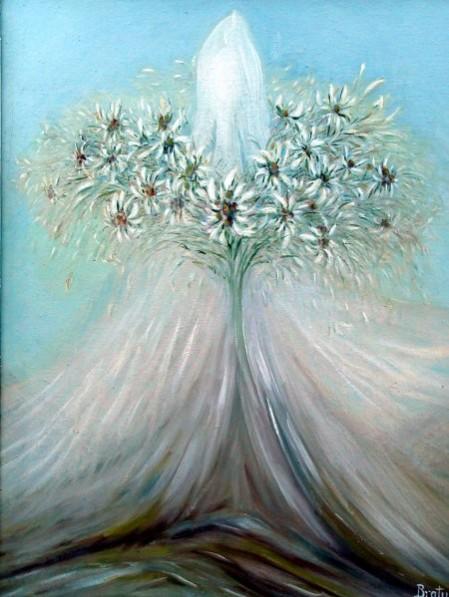 Picturi cu flori Sanzienele.floral