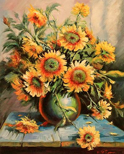 Picturi cu flori FLORI 015