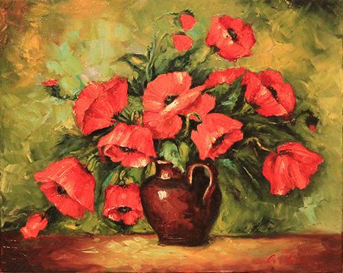 Picturi cu flori FLORI 021