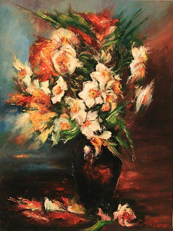 Picturi cu flori FLORI 029