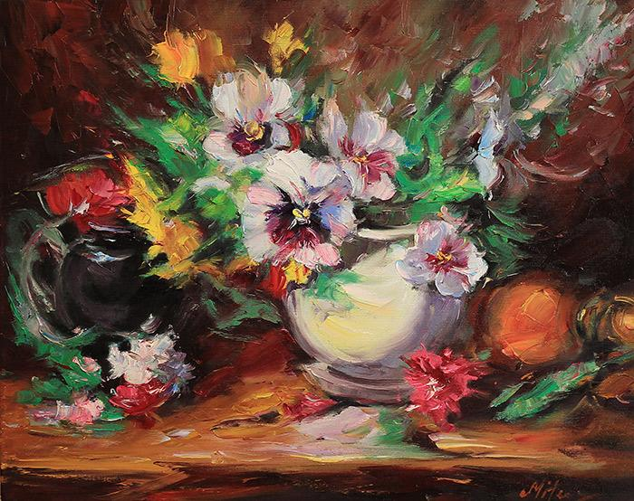 Picturi cu flori FLORI 032