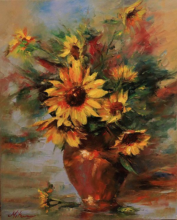 Picturi cu flori FLORI 038