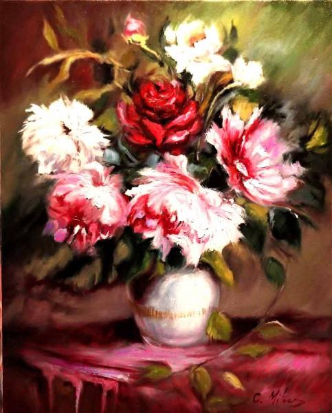 Picturi cu flori Flori 2