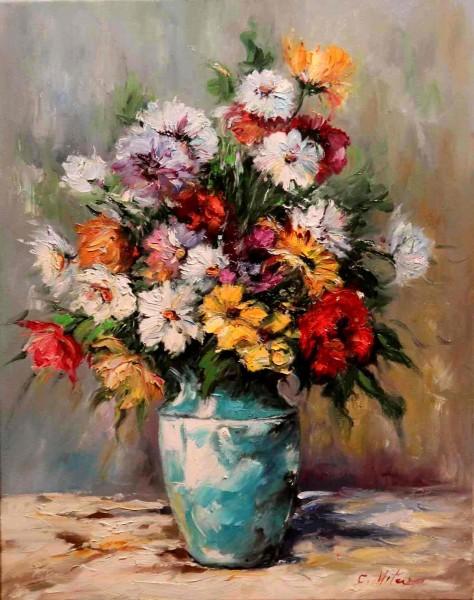 Picturi cu flori Flori 25