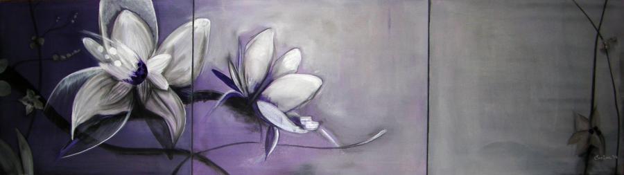 Picturi cu flori primavera