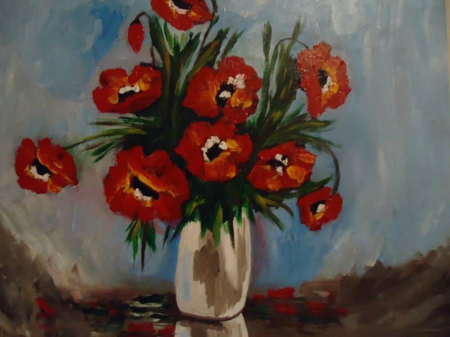 Picturi cu flori cod 0019 macy