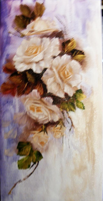 Picturi cu flori Compliment