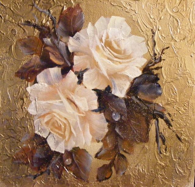 Picturi cu flori Plangeri