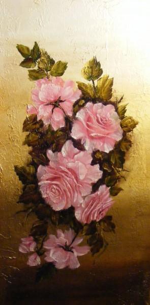 Picturi cu flori Trandafiri 30-60
